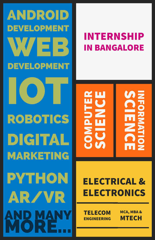 internship for 1st year vtu students in bangalore